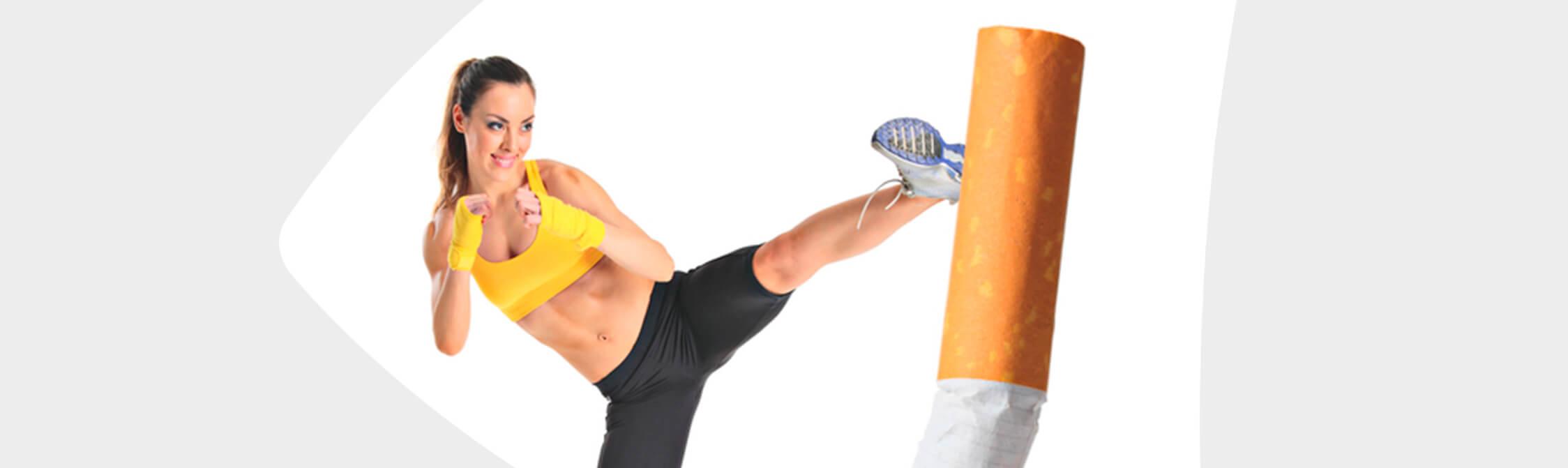 síntomas de dejar de fumar