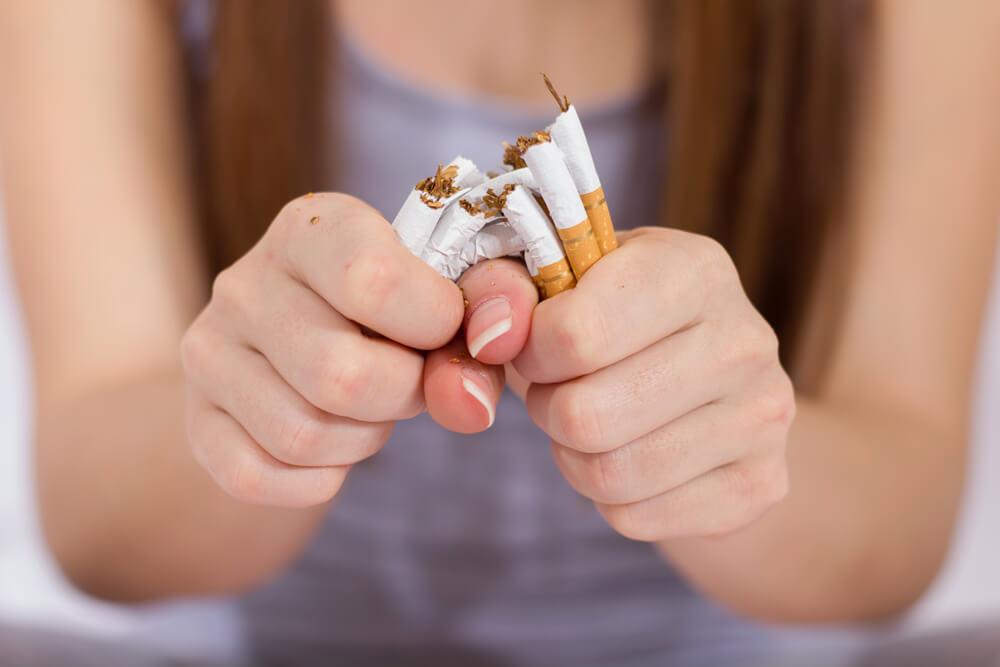 Quem é considerado fumador