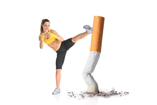 sintomas de dejar de fumar